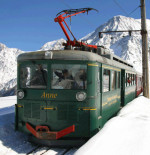The Mont Blanc Tram