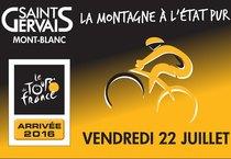 Tour de France 2016 - Arrivée au Bettex